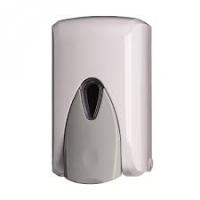 Dispencer lavamani in plastica dura con pulsante